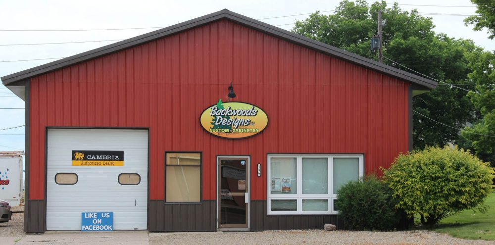 Backwoods Designs Building Winnebago MN